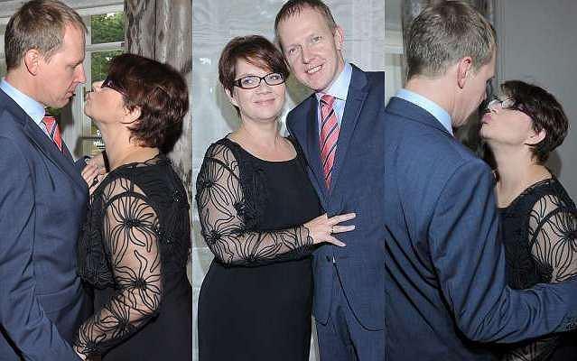 Dorota Zawadzka wraz z mężem pojawiła się na prezentacji jesiennej ramówki TVN Style. Nie odstępowała męża na krok i ciągle go obcałowywała i obejmowała. Zobaczcie to love story.