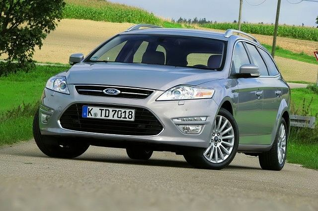Ford Mondeo face-lifting 2010