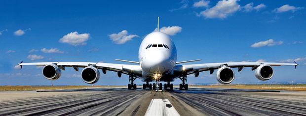 Gigantyczne airbusy uziemione - przyczyn� p�kni�cia w skrzyd�ach