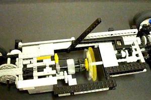 Automatyczna skrzynia bieg�w z LEGO | Wideo