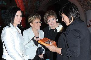 Anna Komorowska pojawiła się na imprezie promującej książkę Niezapomniane