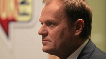 Donald Tusk w radiu TOK FM