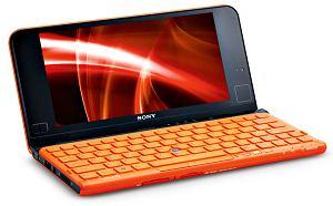 Notebook Sony VAIO P