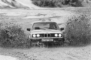 25 lat BMW z napędem na 4 koła