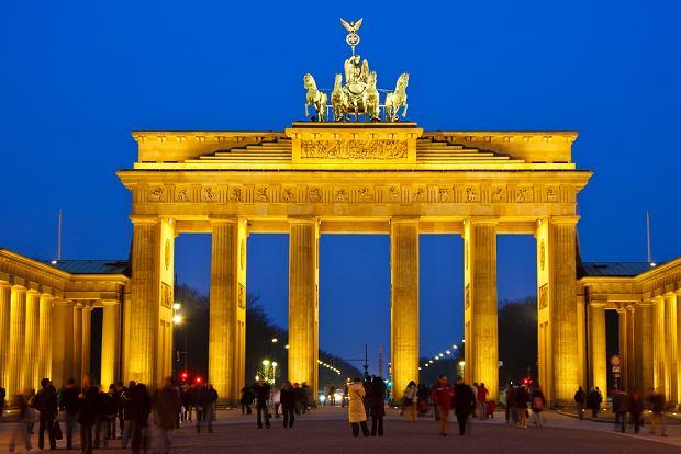 Berlin, Brama Brandenburska