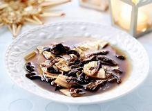 Czysta zupa grzybowa - ugotuj