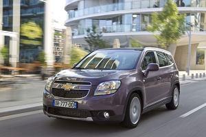 Chevrolet Orlando od 59 900 zł