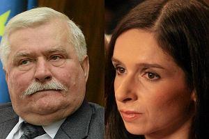 Lech Wa��sa krytykuje Mart� Kaczy�sk�