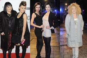 Gosia Baczyńska, Natasza Urbańska, Paulina Papierska, Emilia Pietras, Magda Gessler