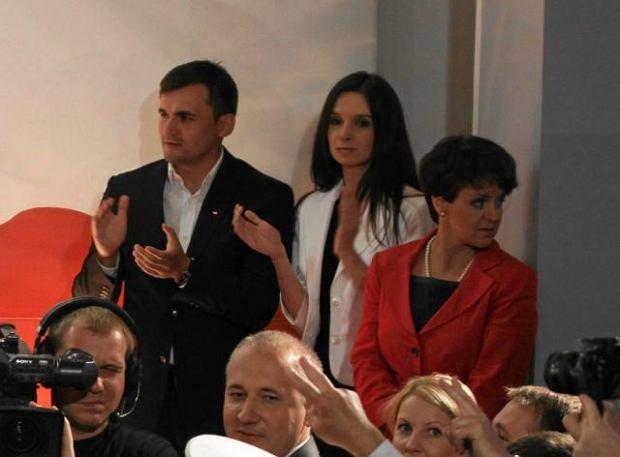 Marta Kaczy�ska: Podczas kampanii mojego stryja sztab wyborczy nie istnia�