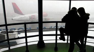 Polacy utknęli na lotnisku w Dublinie. Samoloty nie odleciały m.in. do Wrocławia