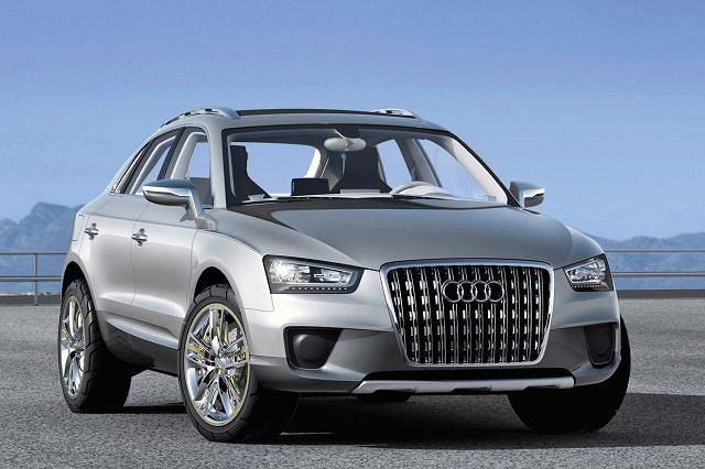 Audi Q3 Concept