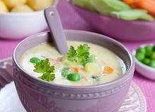 Zupa krem warzywny - ugotuj