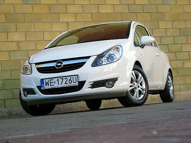 Opel Corsa 1.3 CDTi ecoFlex - test | Za kierownic�