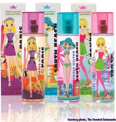 Nowa linia perfum Paris Hilton