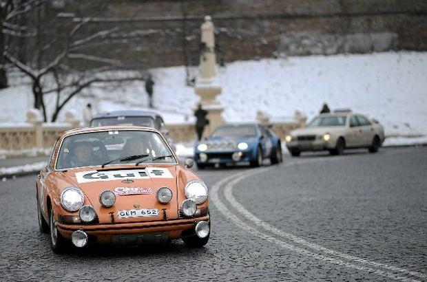 Z Warszawy wystartowa� rajd Monte Carlo