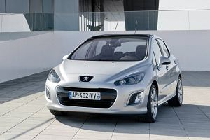 Salon Genewa 2011   Nowe oblicze Peugeota 308