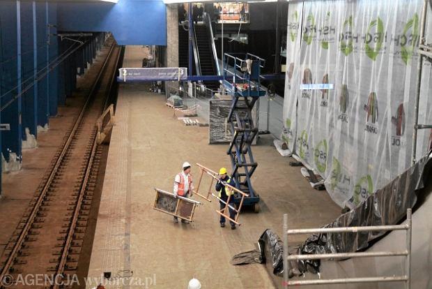 Kolejarze planuj� kolejne remonty Dworca Centralnego