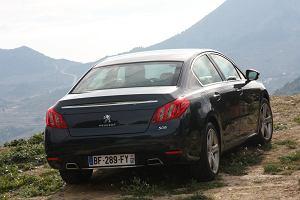 Peugeot 508 - test | Pierwsza jazda