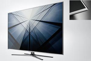 Telewizor Samsung D8000: minimalistyczna konstrukcja - maksimum wra�e�