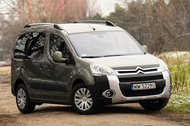 citroen berlingo 1 6 hdi xtr test za kierownic. Black Bedroom Furniture Sets. Home Design Ideas