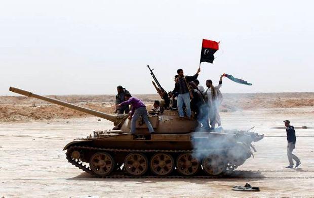 Rewolucja w Libii NA ŻYWO