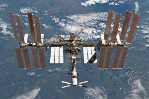 CERN: Wykrywacz antymaterii  leci w kosmos