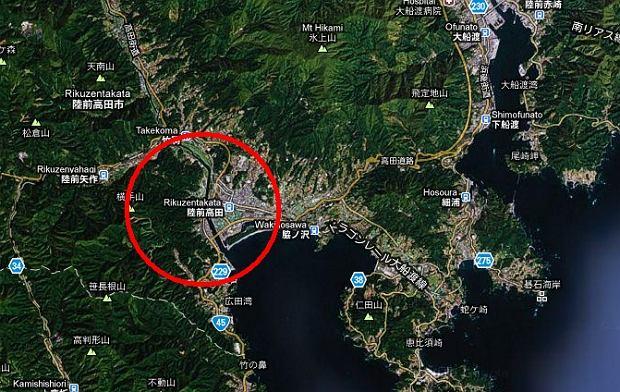 Tsunami zala�o ca�e miasto. Dzi� wojsko znalaz�o 300 cia�
