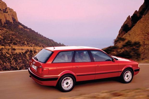 Kt�r� generacj� Audi 80/A4 uwa�asz za najlepsz�?