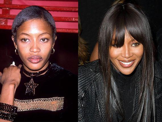 Jak one się zmieniły! Supermodelki po latach!
