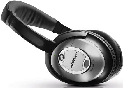 słuchawki z aktywnym tłumieniem, słuchawki, Bose
