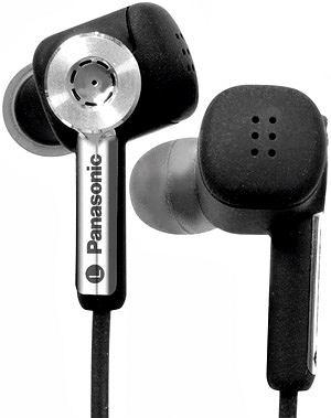 słuchawki z aktywnym tłumieniem, Panasonic