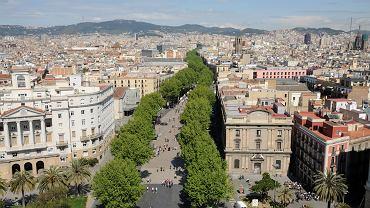 Barcelona zdjęcia - Barcelona, La Rambla