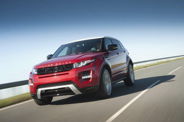 Range Rover Evoque to strza� w dziesi�tk�