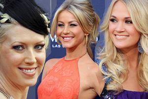 Makijaże i fryzury gwiazd na gali Country Music Awards