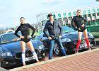 Jaguar XKR vs Maserati Quattroporte | Galeria