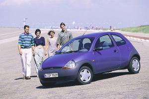 Ford Ka (1996-2008) - opinie Moto.pl