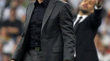 Liga Mistrzów. Real - Barcelona 0:2