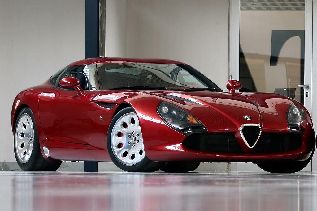 Alfa Romeo TZ3 Stradale od Zagato