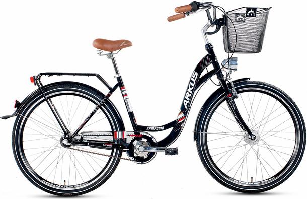ARKUS, rowery, miejski