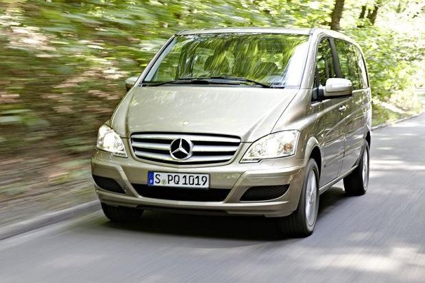 Mercedes Vito/Viano 2.2 CDI Blue Efficiency - test | Za kierownicą
