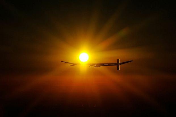 Samolot na pr�d - realna przysz�o�� czy mrzonka?