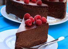 Sernik czekoladowy - ugotuj