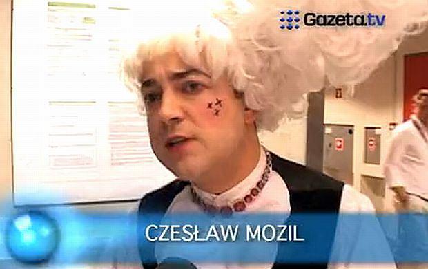 Czesław Mozil