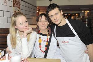 Rok 2010: Patrycja Dami�cka,  Joanna Dami�cka, Mateusz Dami�cki.