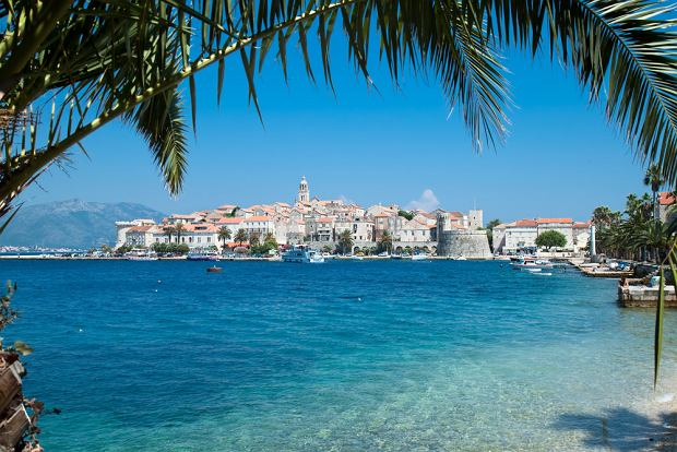 Chorwacja wakacje wrzesień morzem nad samym banku