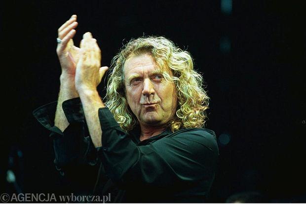 """Robert Plant opublikował nagranie z nadchodzącej płyty """"lullaby and ... The Ceaseless Roar""""."""