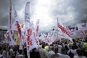 Kilka du�ych demonstracji. Zwi�zkowcy zablokuj� stolic�