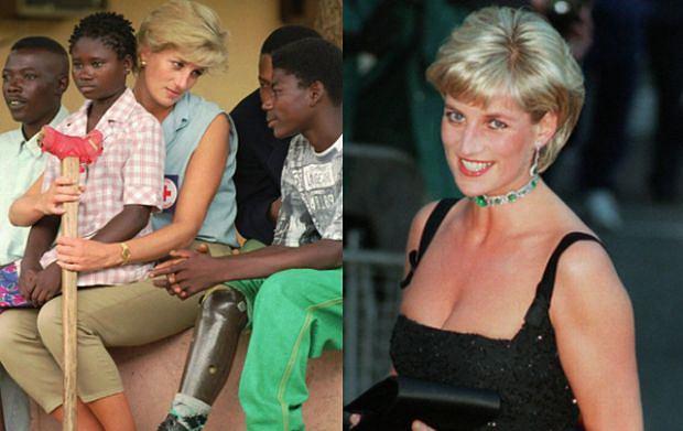 Ksi�na Diana mia�aby dzi� 50 lat