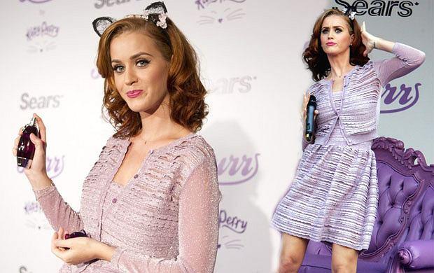 Pierwsze zdj�cia Katy Perry po metamorfozie!